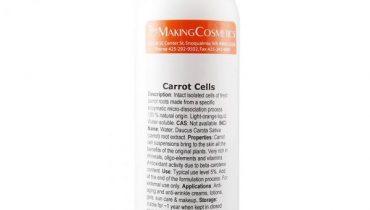 Carrot Cells là chất gì? Có công dụng gì trong mỹ phẩm?