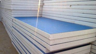 Báo giá tấm Panel cách nhiệt tường, sàn, lợp mái mới nhất