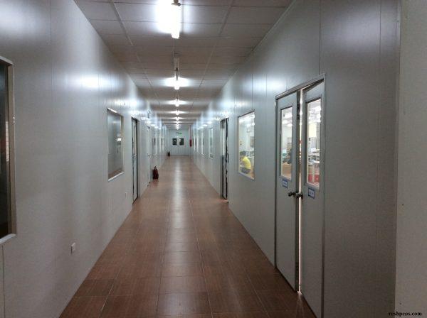 [Báo giá] thi công vách ngăn panel cách nhiệt, trần panel 2020