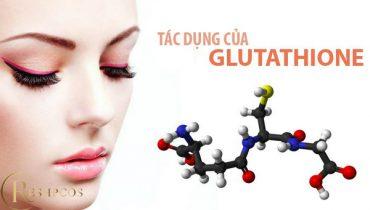 Chất glutathione là gì, có tác dụng gì trong mỹ phẩm