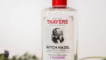 Dùng toner thayer lavender có gây mụn ẩn?