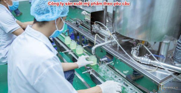 Top 10 công ty sản xuất mỹ phẩm theo yêu cầu tốt nhất Việt Nam