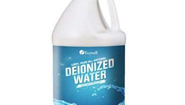 Deionized Water trong nước rửa tay khô là chất gì, mua ở đâu?