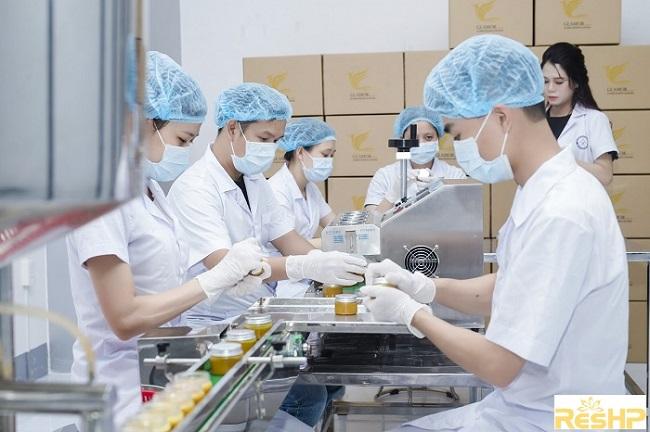 Nhà máy sản xuất mỹ phẩm uy tín hàng đầu tại Việt Nam