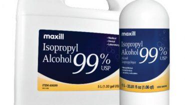 Isopropyl alcohol trong mỹ phẩm là chất gì? Có tác dụng gì? Độc hại hay lợi?