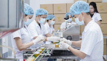 Top 5 công ty sản xuất mỹ phẩm tại hà nội lớn nhất