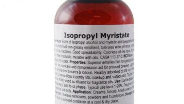 Isopropyl Myristate trong mỹ phẩm là chất gì? Có tác dụng gì? Độc hại hay lợi?